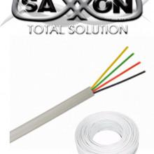 SXN1570002 SAXXON SAXXON OWA4305JF- Cable de alarma de 4 con