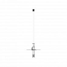 Sys440 Txpro Antena Base Omnidireccional UHF De Fibra De Vi