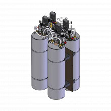Tj22143 Sinclair Combinador SINCLAIR 4 Canales 148-174 MHz