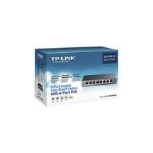 Tlsg108pe Tp-link Easy Smart Switch PoE JetStream 8 Puerto