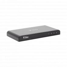 Tt314pro Epcom Titanium Divisor HDMI De 1 Entrada A 4 Salida