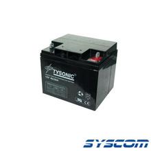 Ty1240 Syscom Acumulador 12 Vcd 40 Ah. Tecnologia AGM. Bate