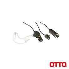 V110709 Otto Kit De Microfono-Audifono Profesional De 3 Cabl