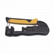 Vdv211063 Klein Tools Pinza Ponchadora Para Cables RG58 RG5