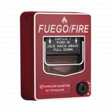 Wbg12lxsp Fire-lite Estacion De Emergencia Direccionable Par