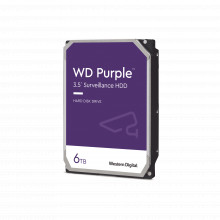 Wd62purz Western Digital wd Disco Duro PURPLE De 6TB / 3 A