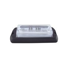 X13bw Epcom Industrial Luz Auxiliar Ultra Brillante De 8 LED