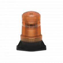 X6262a Ecco Mini Burbuja De LED Serie X6262 Color Ambar Amb
