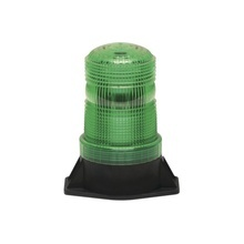 X6262g Ecco Mini Burbuja De LED Serie X6262 Color Verde Amb