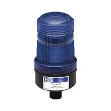 X6267b Ecco Mini Baliza De LED Color Azul Montaje Permanente