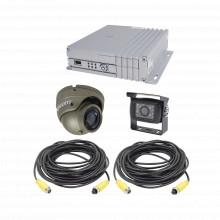 Xmr400hkit Epcom Sistema De Videovigilancia Movil AHD Todo E