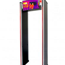 ZKT1110003 Zkteco ZKTECO D2180TI - Detector De Metal De Arco
