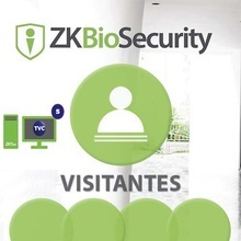 ZTA068009 Zkteco ZK ZKBSVISP5 - Modulo vitalicio de visitas