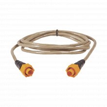 000012737 Simrad Cable Ethernet Amarillo 5 Pin 15.2 M 50 Ft