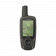 100225810 Garmin GPSMAP 64SX GPS Portatil Con Sensores De N
