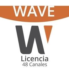 Wavepro48 Hanwha Techwin Wisenet Licencia De 48 Canales De G
