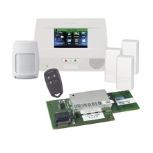 L5210pkk1 Honeywell Panel De Alarma Autocontenido Con Pantal