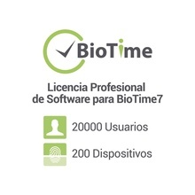 Zkbt7pro Zkteco Licencia Profesional De Software Para BioTim