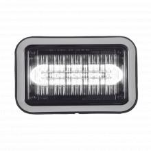 468cwbz75 Code 3 Luz Perimetral LED PriZm II De 4x6 Con Bi