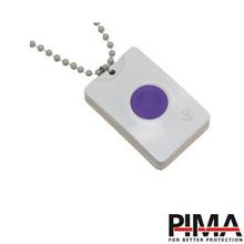 5400026 Pima Boton De Panico Inalambrico Tipo Collar Para Pa