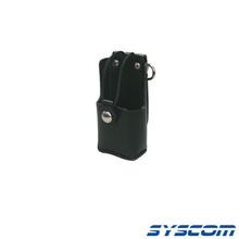 7240sw Syscom Funda De Piel Con Rotula Para TK-2202/ 2202L