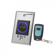 ACCESK1LTR Accesspro Boton de saida sin contacto con control