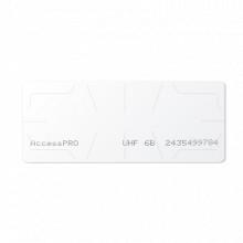 ACCESSTAG6B Accesspro UHF TAG Adherible Tipo Etiqueta / ISO