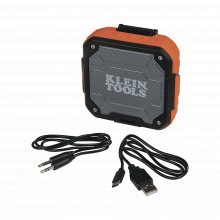 Aepjs2 Klein Tools Altavoz Con Conexion BluetoothY Correa