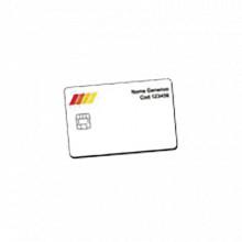 ATD1S0000001 Rosslare Security Products Tarjeta PVC Mifare /
