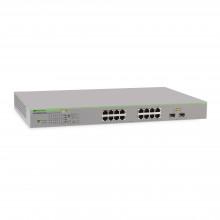 Atgs95016ps10 Allied Telesis Switch PoE Gigabit WebSmart De