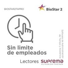 Biostar2tapro Suprema Software De Administracion De Tiempo Y