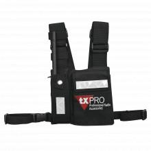Cpptxp Txpro Pechera Universal Con Soporte Para Radio Soste