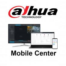 DHT0390002 DAHUA DAHUA MOBILE CENTER CA - Licencia para 1 Ca