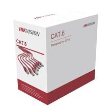 Ds1ln6uwcca Hikvision Bobina De Cables UTP 305 Mts / Cat6 /