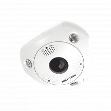 Ds2cd6365g0eivsb Hikvision Fisheye IP 6 Megapixel / 180 - 36