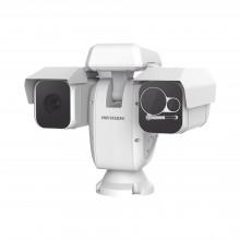 Ds2td623650h2lv2 Hikvision Punta De Poste IP Dual / Termica