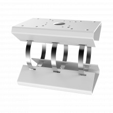 Dsprb2200 Hikvision Montaje Para Poste Para PTZ Y Radar rada