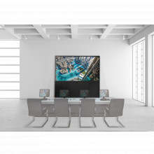 Dsvw2x2luy55 Hikvision Kit Videowall 2X2 / Incluye 4 Pantall