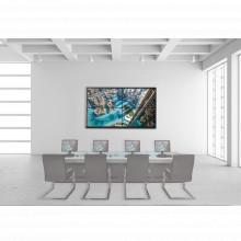 Dsvw2x2luy55wm Hikvision Kit Videowall 2X2 / Incluye 4 Panta