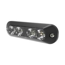Ed3704rc Ecco Luz Perimetral 4 LEDs Ultra Brillantes Color