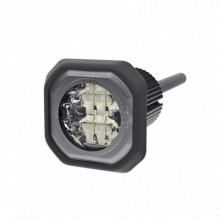 ED9040A Ecco Lampara Oculta de LED de bajo perfil color Amba