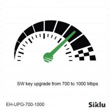 Ehupg7001000 Siklu Actualizacion De Velocidad De 700 Mbps A