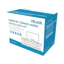 Hl1080ps Hilook By Hikvision KIT TurboHD 1080p Lite / DVR 4
