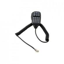 Hm133v Icom Microfono Con Teclado DTMF Para Radios Doble Ban
