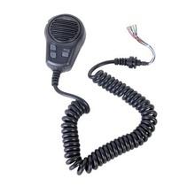 Hm196b Icom Microfono Color Negro Para Radio IC-M424 microfo