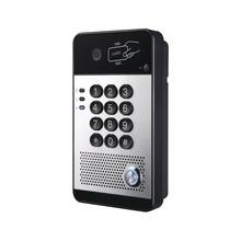 I30 Fanvil Video Portero IP Con 2 Lineas SIP Camara HD Rel