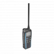 Icm2581 Icom Radio Portatil Marino Color Azul Metalico Rx