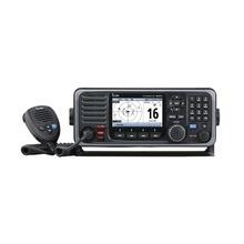 Icm60521 Icom Radio Movil Marino En Banda De VHF Con Pantal