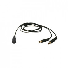 Jrf51 Syscom Cable Con Conector Jack Hembra 3.5 Mm Con 2 Sal
