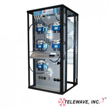 M1014505trm Telewave Inc Combinador En Rack 24 400-512 MHz